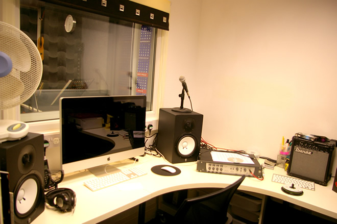 Recording Studio in Southport